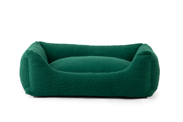 HENRI - Hundebett aus Casentino | green