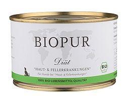 Biopur Diät: Haut- und Fellerkrankungen, 400g