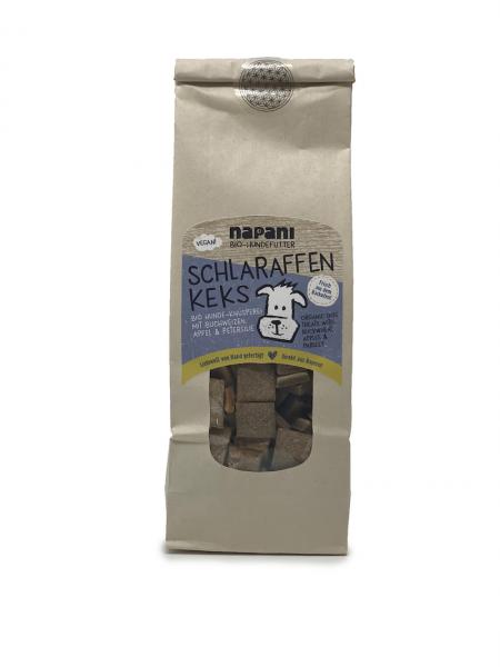 Bio Hunde-Knusperei: Schlaraffen-Keks, 200g