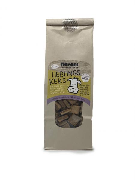 Bio Hunde-Knusperei: Lieblings-Keks, 200g