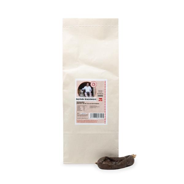 Bayrische Brotzeitwürstl | Pansenwurst getrocknet