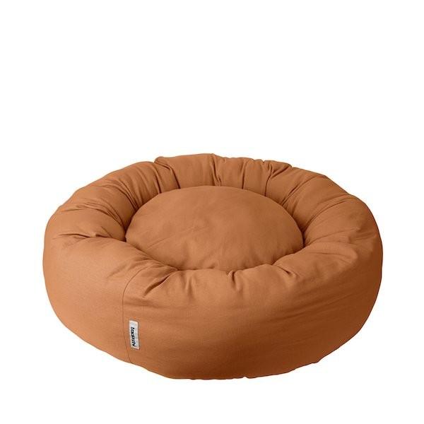 Hundebett |Donut |Light Brown