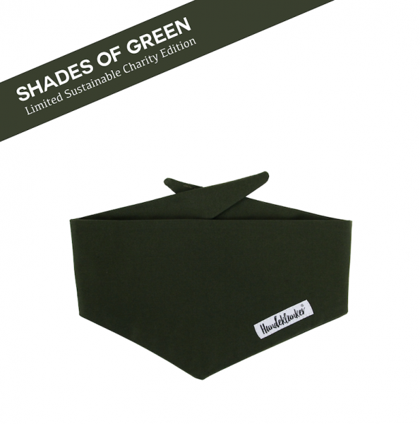 Hundehalstuch PINE GREEN [limited]