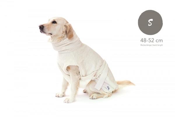 """Hundebademantel aus Bio-Baumwolle""""Cotton"""""""