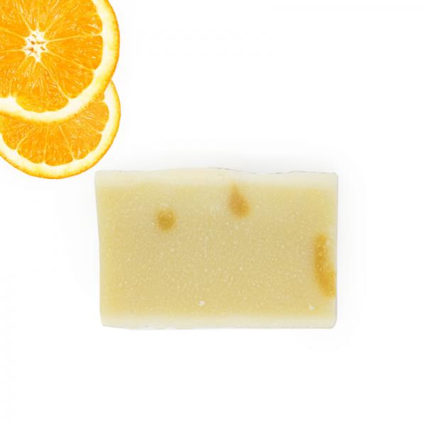 Kleine Träumerei mit Orangenöl und Babassuöl
