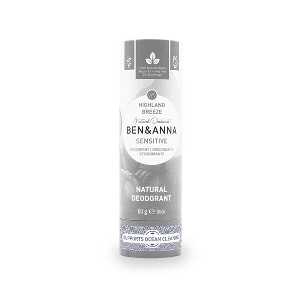 "Sensitive Deodorant ""Highland Breeze"""