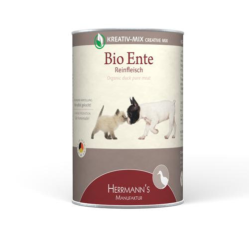 Reinfleisch Bio-Ente