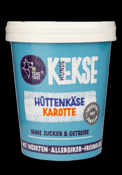 Hundekekse Hüttenkäse & Karotte