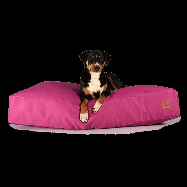 BUDDY. Hundebett pink