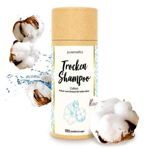"Trockenshampoo ""Cotton"" |helles Haar"