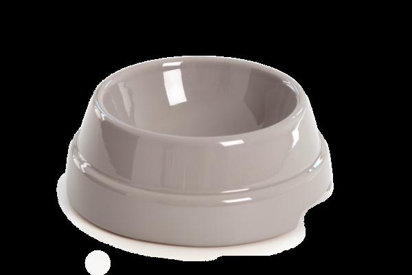 Keramik Futternapf SEBASTIAO warm grey glossy