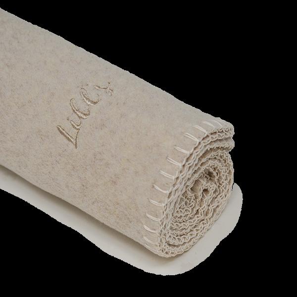 Dog blanket 'Coco' | Sand