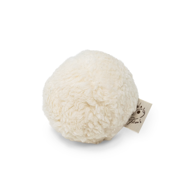 """Bio Hundespielzeug """"Ball kuschelig"""""""