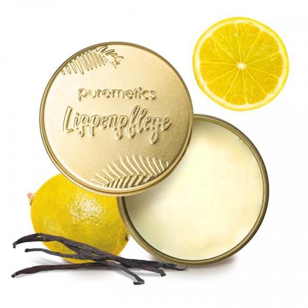 Lip Balm 'Zitrone Vanille'