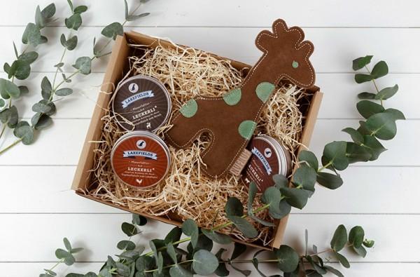 Geschenkbox Treat & Play