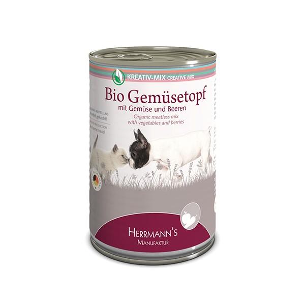 Bio Gemüsetopf | Gemüse & Beeren