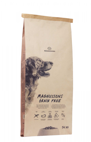 Magnussons Grain Free | Rind