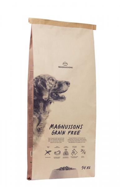 Magnussons Grain Free |Rind