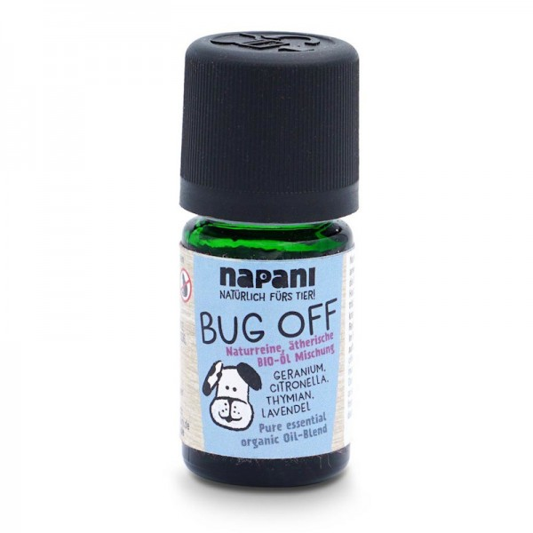 Bug-Off ätherische Bio-Ölmischung