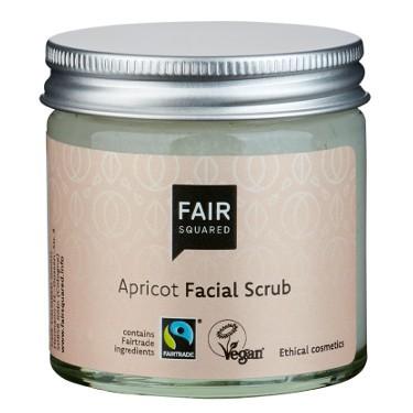 "Facial Scrub ""Apricot"""