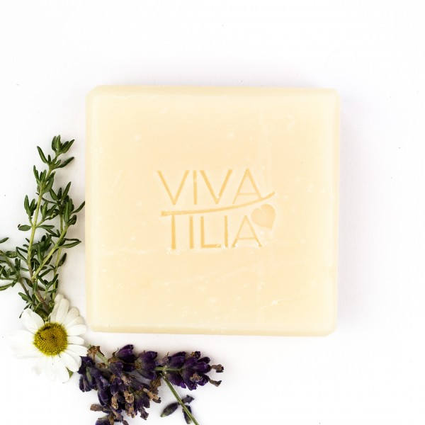 Shampoo-Seife für schnell fettendes Haar