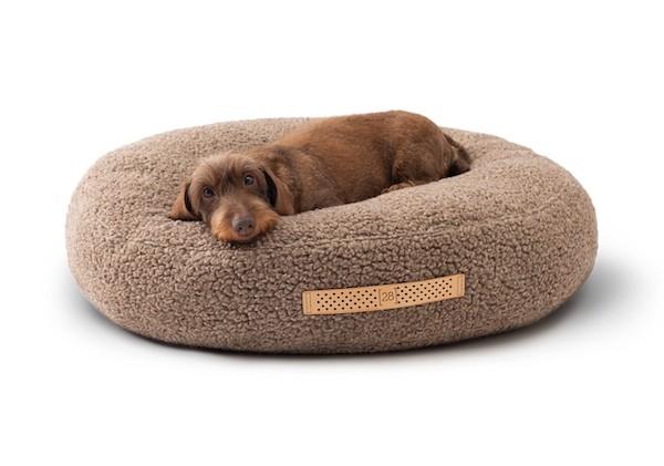 Hundekissen Fulvio |Boucle Wolle