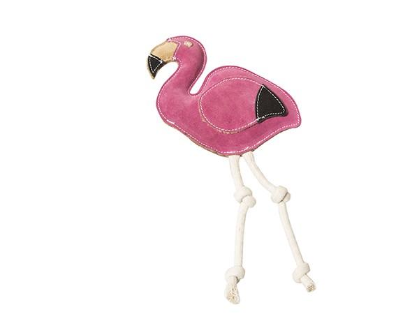"""Lederspielzeug Scooby """"Flamingo"""""""