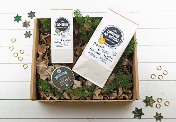 """Weihnachtsbox """"Kauspaß"""""""