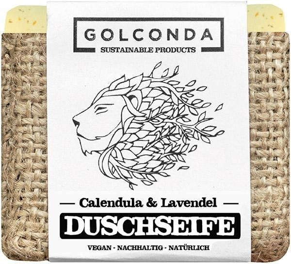 "Duschseife ""Calendula Lavendel"""