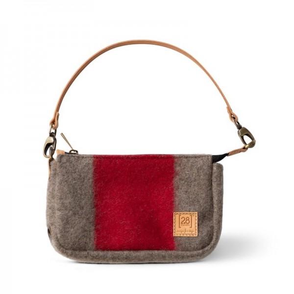 Mini Inge | kleine Tasche aus recycelter Wolle