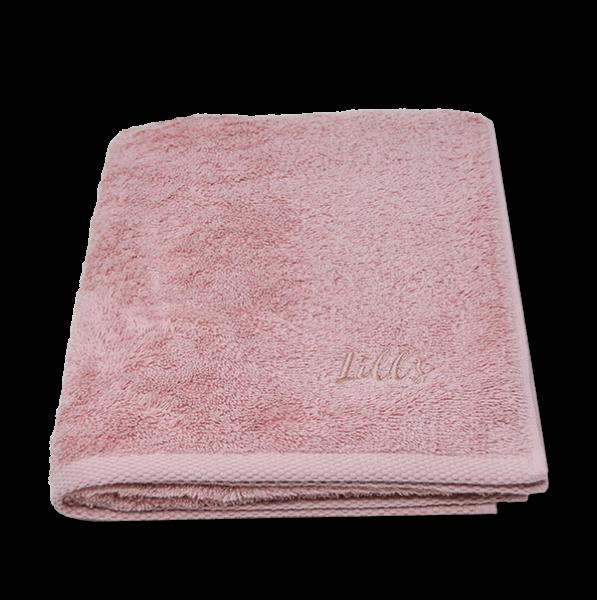 """Hundehandtuch aus Bio-Baumwolle """"Pink Berry"""""""