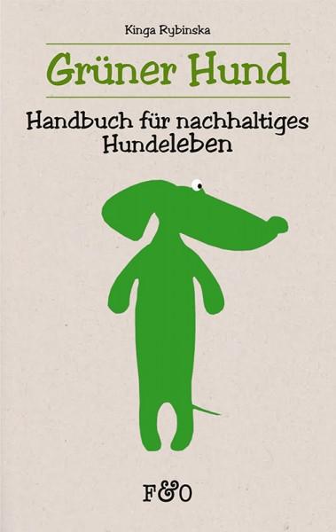 """Buch """"Der grüne Hund"""", 2. Auflage (2020)"""
