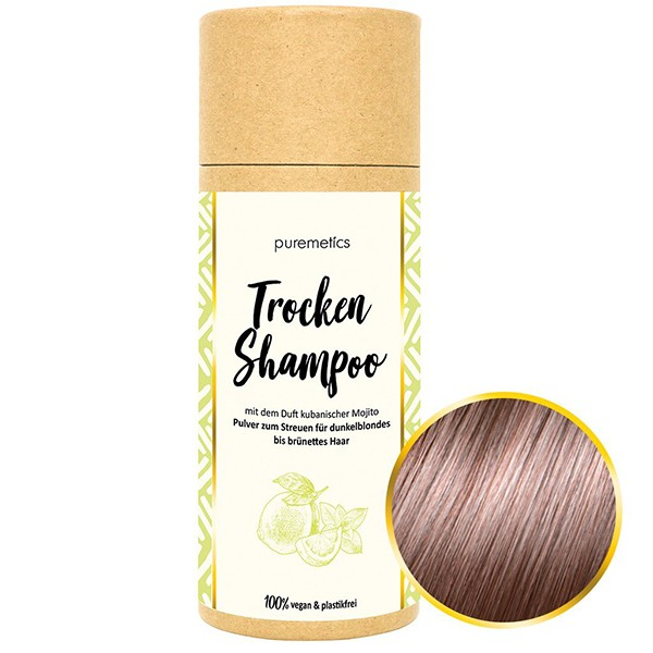 """Trockenshampoo """"Mojito""""  brünettes bis dunkelblondes Haar"""