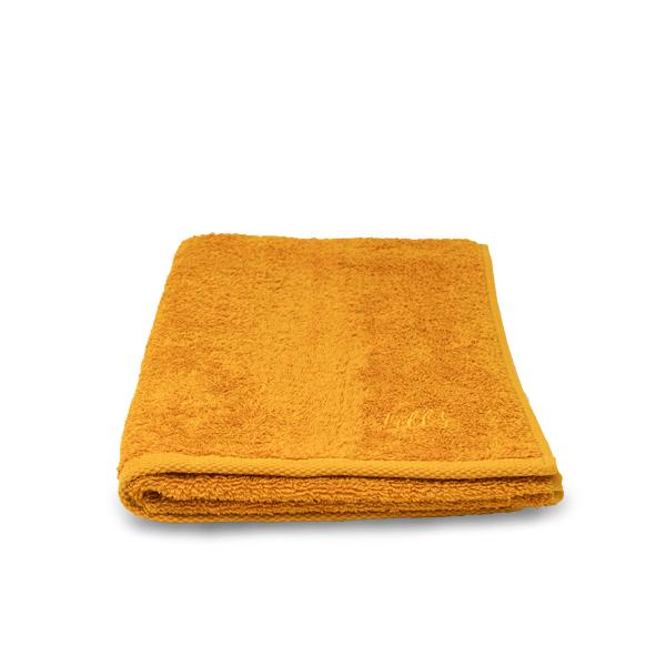 """Handtuch aus reiner Bio-Baumwolle """"Amber"""""""