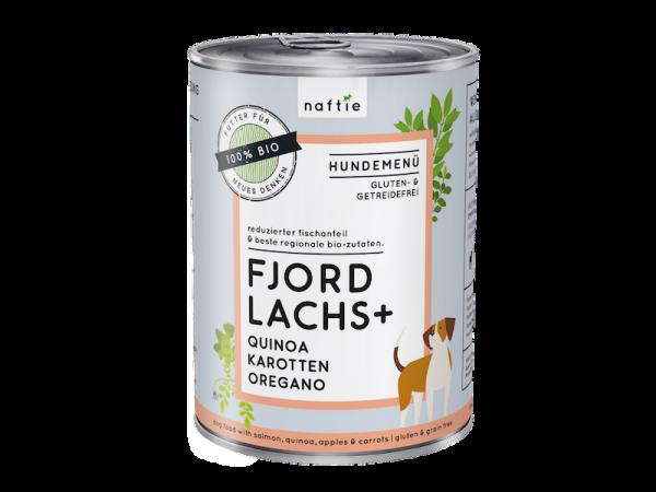 Hund Adult Menü | Fjord Lachs+