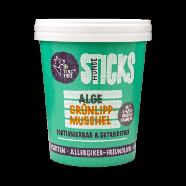 Hundesticks Alge Grünlippmuschel
