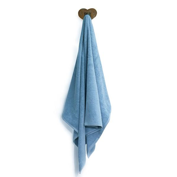 """Handtuch aus Bio-Baumwolle """"Ocean Blue"""""""
