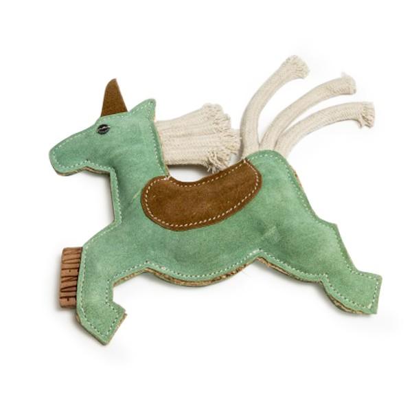 """Lederspielzeug Scooby """"Unicorn"""""""