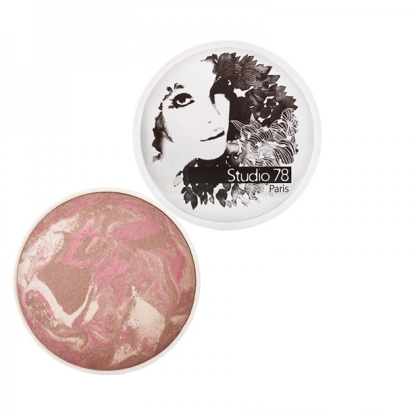 """Bronzer   Marmor Puder """"We evade""""  03 Rose Sand"""