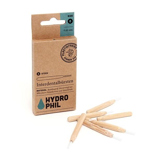 Interdentalbürsten aus Bambus