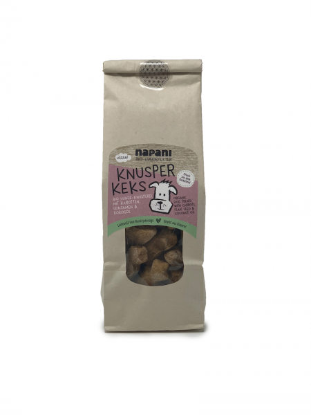 Bio Hunde-Knusperei: Knusper-Keks, 200g