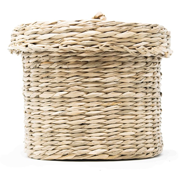 Seegraskorb für Abschminkpads