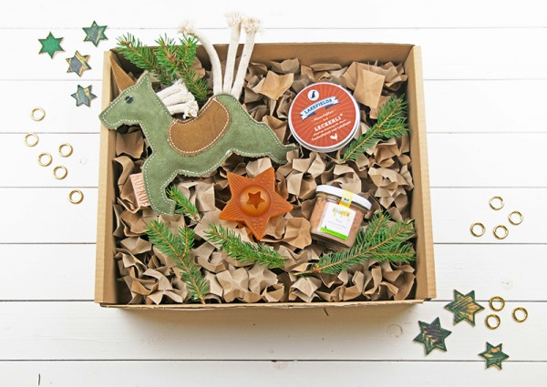 """Weihnachtsbox """"Sternchen"""""""